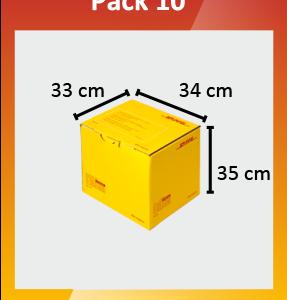 Pack 10